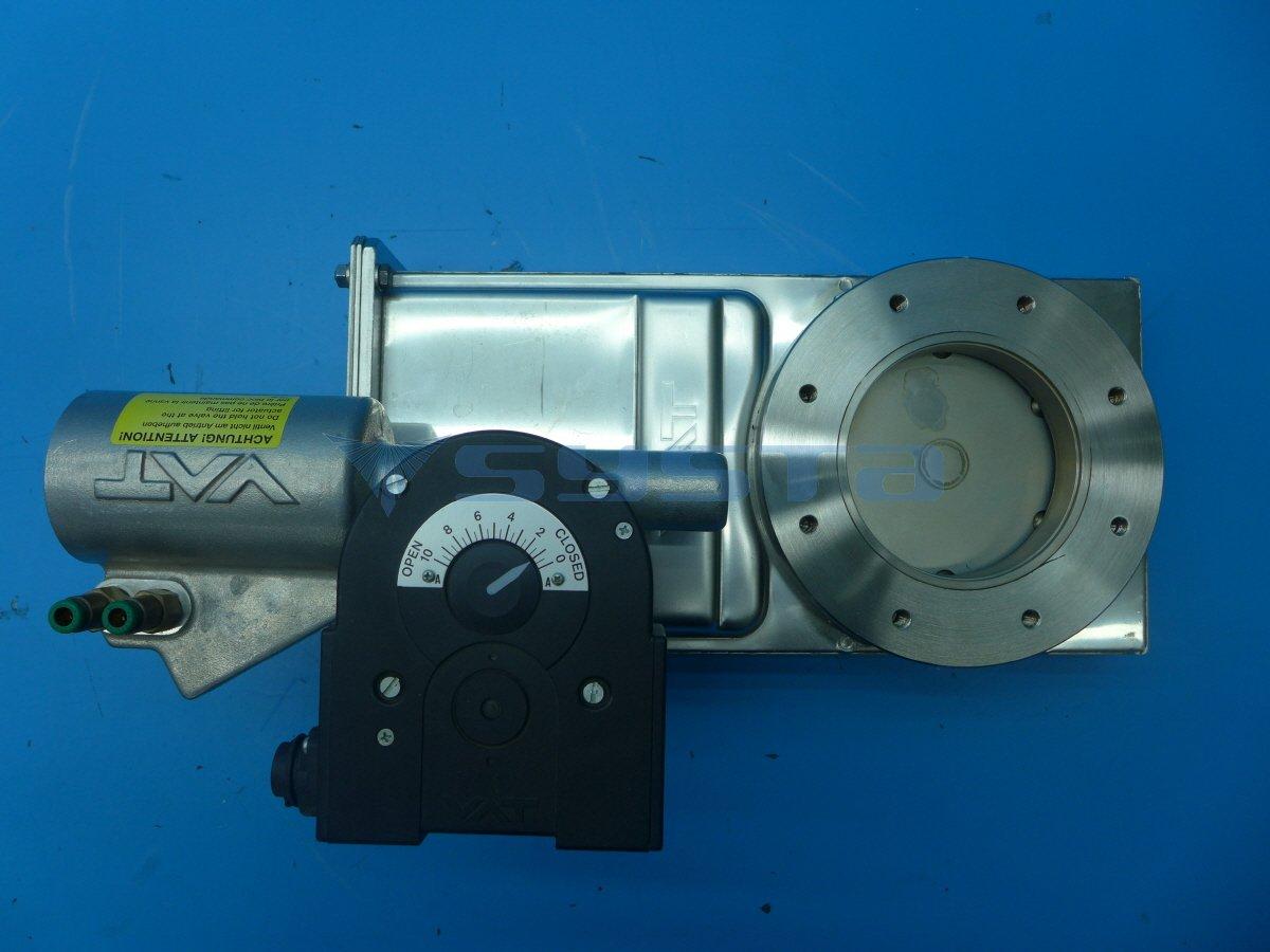25mm Gate Valve 01028-KE01-0002 Flange : ISO-KF VAT
